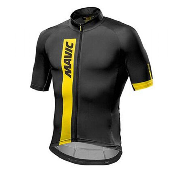 3b7c9cf8a7 Alguém usa uniforme preto  Faz muita diferença para roupas de ciclismo a  cor  Segue foto da camisa