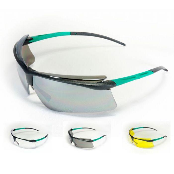 R  15,00 se cair e quebrar não tem problema, protege bem o olho e são  certificados. Pra que melhor  06a21b72f7