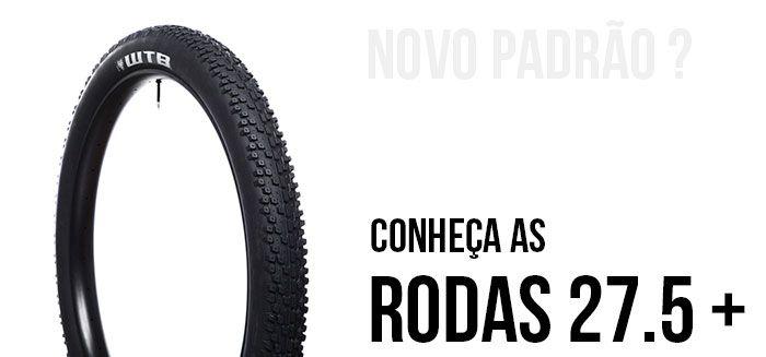Entendendo - Rodas 29+ e 27.5+ para mountain bike