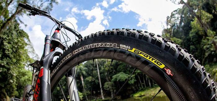 Specialized 6Fattie - Testamos os novos pneus 650b+