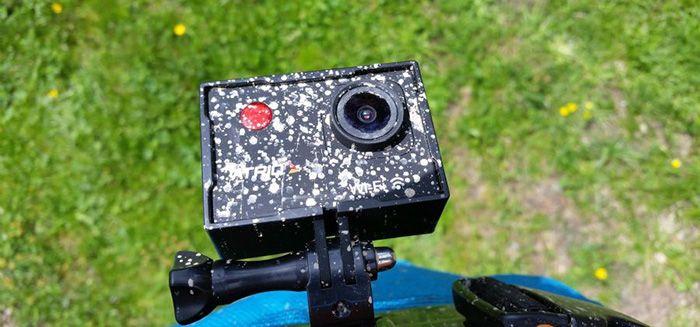 Teste - Câmera Atrio FullSport Cam 2.0