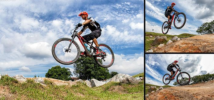 Teste - Specialized S-Works Camber 29 2016