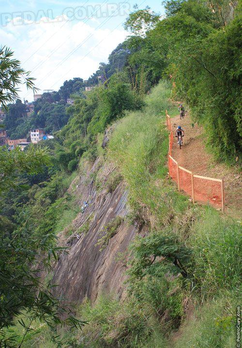 Circuito Xc : Circuito xc de favelas  foto pedal