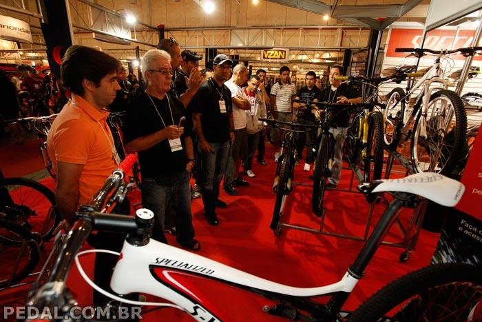 Estande da Specialized - Bike Expo Brasil 2010