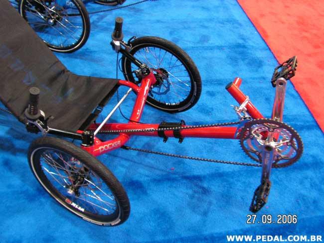 interbike show 2006 - os triciclos catrike - foto 44