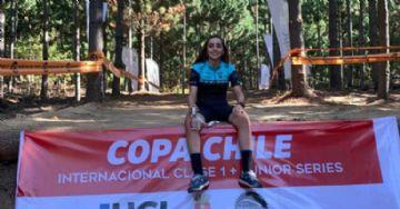 Copa Chile Internacional 2020 - Giugiu Morgen leva mais uma na UCI Juniors Series