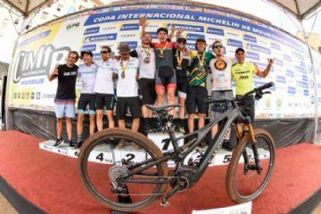 CIMTB 2020 #1 - Araxá - Erick Bruske e Isabella Ribeiro vencem na e-Bike