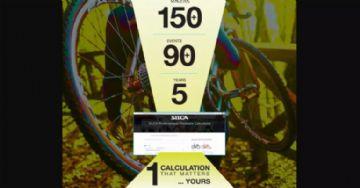 Calculador de pressão de pneus Silca indica pressão ideal para estrada, gravel e pista