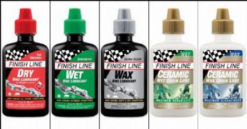 Guia de lubrificantes Finish Line - Escolha o ideal para sua bike