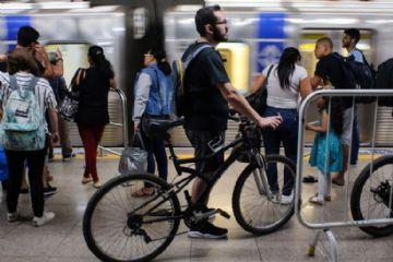Coronavírus - CPTM e Metrô mudam horários de bicicletários e de permissão de bicicletas