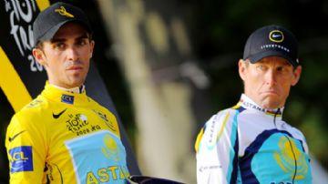 Contador revela mais detalhes da rivalidade com Armstrong no Tour de 2009