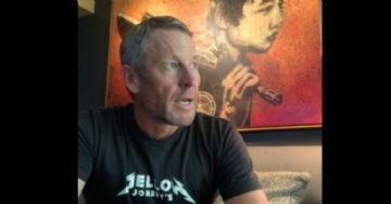 Armstrong pede união entre ciclistas e afirma que pandemia é chance para eles controlarem o esporte