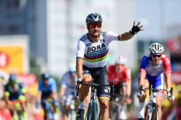 ''Sou um ciclista real'' - Apesar de treinamentos no rolo, Sagan não vai correr no Zwift