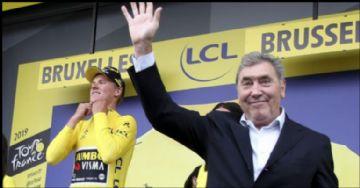 Eddy Merckx afirma que Van der Poel pode vencer o Tour se focar em provas de estrada