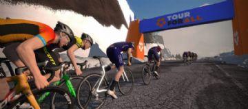 Zwift Tour for All - Competição somente com atletas profissionais começa hoje