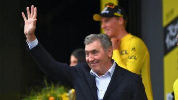 Para Merckx, Froome terá dificuldades em vencer quinto Tour sem a Ineos