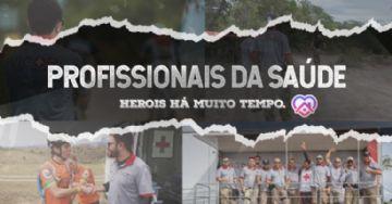 Brasil Ride oferece inscrição gratuita para profissionais da saúde