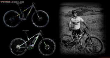 Tour do Fred - Conheça as bicicletas usadas pelo jogador
