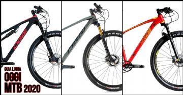Guia de bikes de MTB XC Oggi 2020