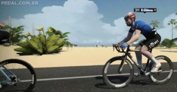 TdF Virtual 2020 - Primeiro final de semana termina com NTT Pro Cycling na liderança