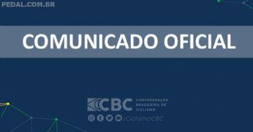 Calendário da CBC é suspenso até 2021 por conta da Covid-19