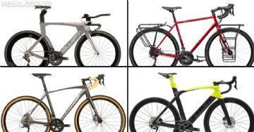 Bicicletas de Estrada - Conheça os tipos e como escolher