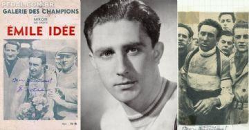 Emile Idée, vencedor mais velho de etapas do Tour, completa 100 anos