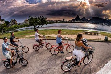 Os benefícios de andar de bicicleta para a saúde