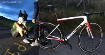 Everesting - Irlandês esmaga recorde de Contador em 20 minutos