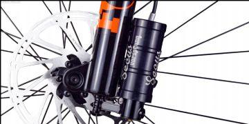 Vorsprung Secus promete melhorar suspensões adicionando câmara externa