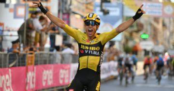 Milan-San Remo 2020 - Van Aert vence com recuperação na descida e sprint eletrizante