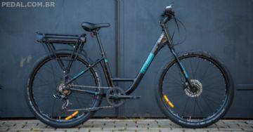 E-vibe Easy Rider e E-vibe Urbam - Caloi apresenta novas bikes elétricas