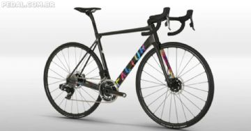 Factor O2 VAM 2021 - A bike de Froome para as montanhas na próxima temporada