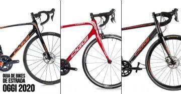 Guia de bikes de estrada Oggi 2020