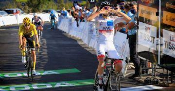 Tour de France 2020 #15 - Pogacar vence, Roglic mantém controle da amarela