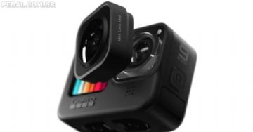 GoPro HERO 9 Black - Nova câmera de ação chega com lente removível