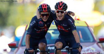 Tour de France 2020 #18 - Kwiatkowski e Carapaz fazem dobradinha da Ineos