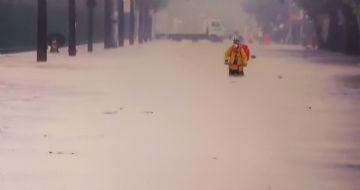 Dia Mundial Sem Carro 2020 - Bicicletas enfrentam enchente no Rio
