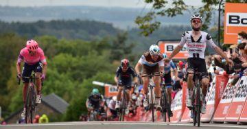 Flèche Wallonne 2020 - Vídeo - Hirschi vence com Valverdada no Mur de Huy