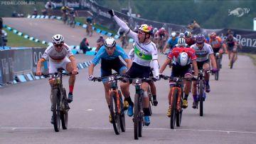 Copa do Mundo de MTB 2020 #2 - Nove Mesto - Avancini vence o short track