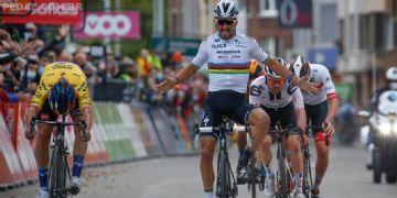 Liège-Bastogne-Liège 2020 -  Vídeo - Alaphilippe comemora antes da hora e Roglic vence no sprint