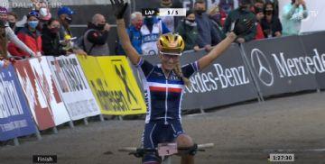 Mundial de MTB XCO 2020 - Pauline Prevot é campeã mundial