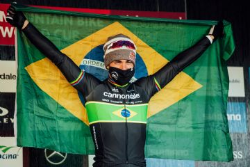 Brasileiro Henrique Avancini assume a liderança no ranking UCI de Mountain Bike Cross-Country