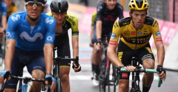 Giro 2020 - Surto de Covid-19 tira Jumbo e Mitchelton-Scott da competição