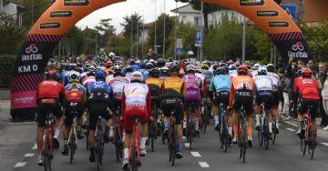 Giro 2020 - Com 17 policiais de moto com COVID-19, atletas questionam segurança do Giro