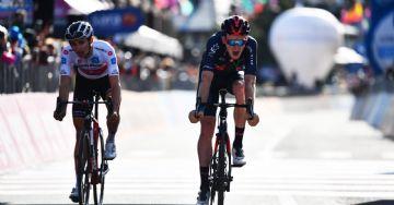Giro 2020 #20 - Camisa rosa e segundo colocado ficam empatados na geral