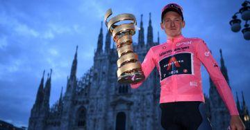 Giro 2020 #21 - Tao Geoghegan Hart, de 126º para campeão em três semanas