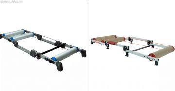 Rolos TSW Brave e TSW Light são opções para treino indoor e aquecimento