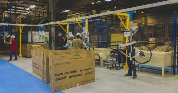 Indústria da bike produz 98 mil unidades em outubro e bate recorde do ano
