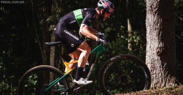 Cannondale lança edição limitada da bike de Henrique Avancini